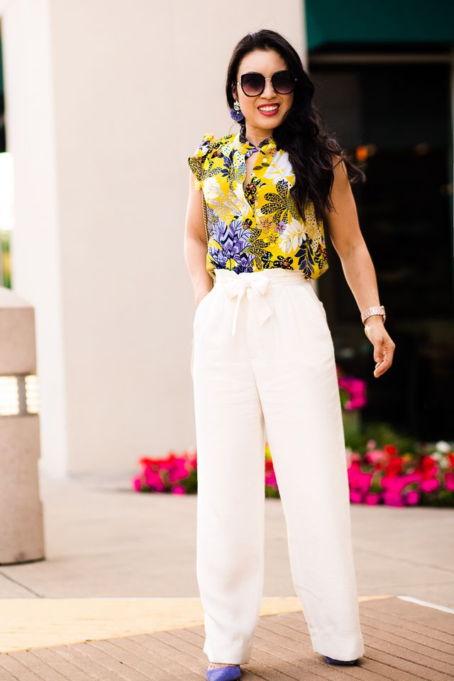 535de4d829 Style Crush: Wide-Leg Pants (and how to wear them!) | cute & little ...