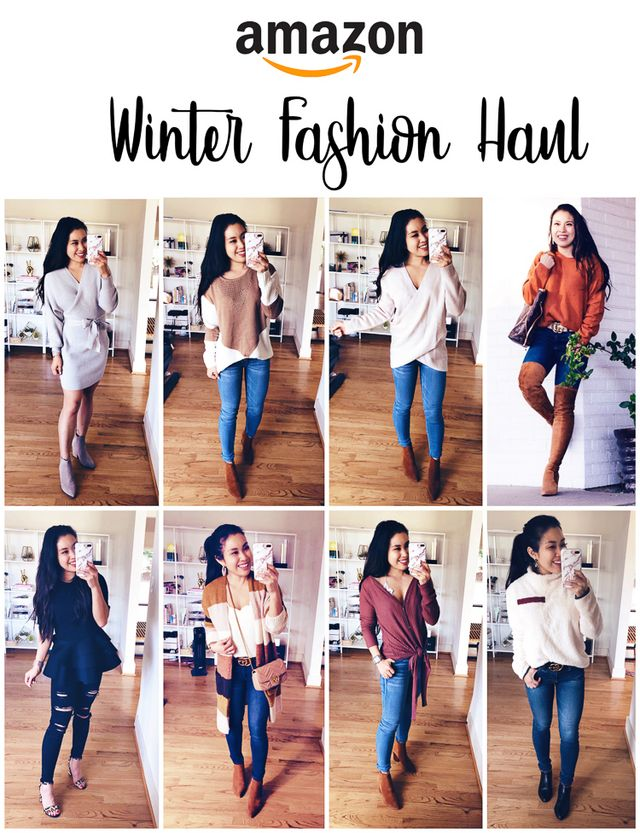 66174b32008 Amazon Fashion Winter Try-On