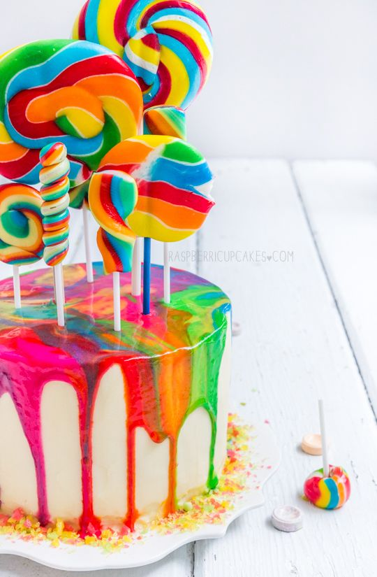 Candy Land Birthday Cake Near Me