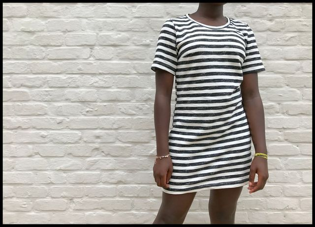 70608bce4ffb11 de mini-jurk