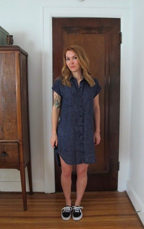 2513af2425b4 Completed: The Kalle Shirtdress | LLADYBIRD | Bloglovin'