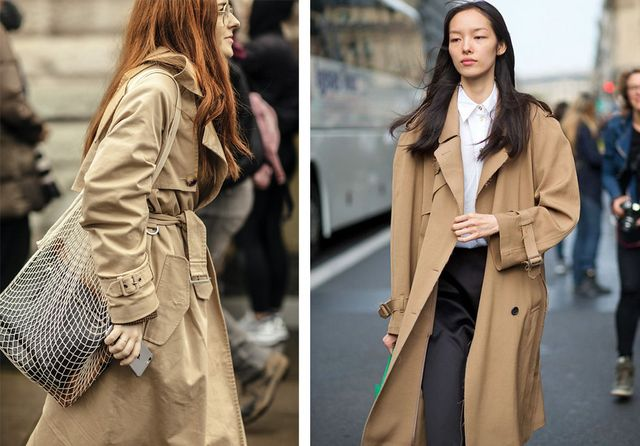 e024002930f 30+ trendiest trench coats for spring | Fashion Agony | Bloglovin'