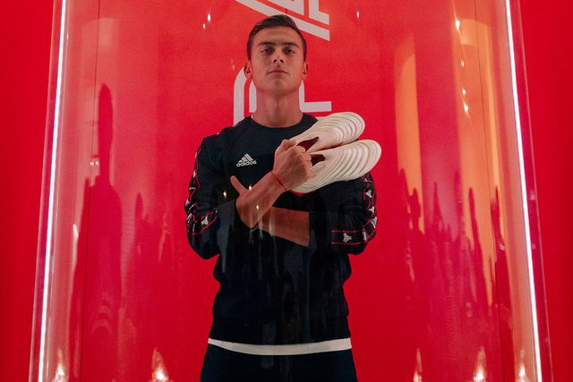 6725941f7 adidas Brings Us Into the Future of Football With Paulo Dybala and ...