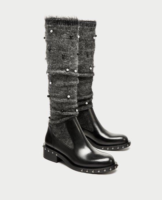 c5d7501e 13 botas y botines tan calentitos que este invierno no te los ...
