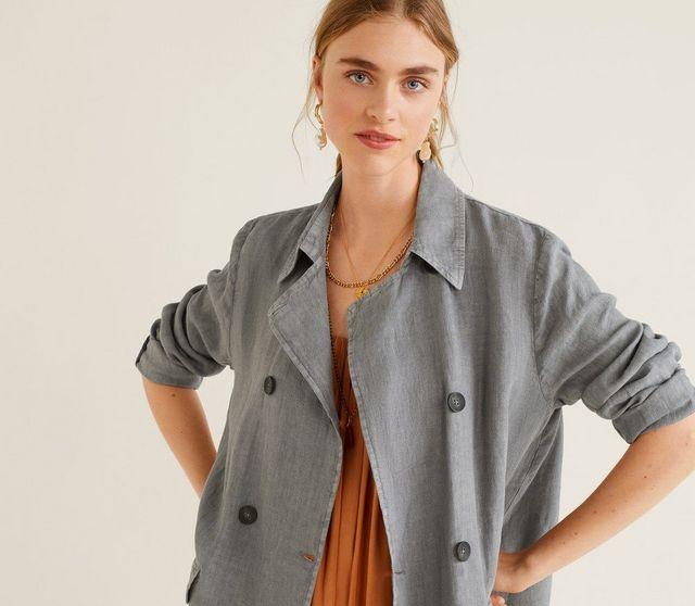 fdbee1431 La colección de lino de Mango tiene las 21 prendas que no vamos a ...
