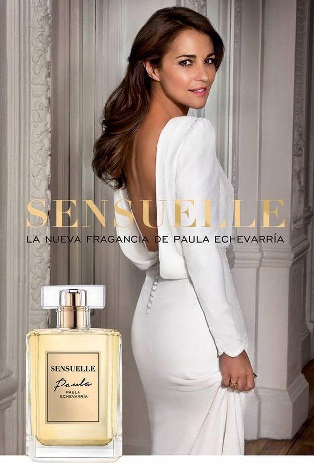 af211a5669f7 El vestido que lleva Paula Echevarría en el anuncio de Sensuelle es ...