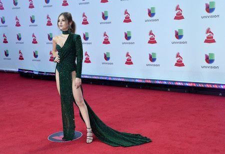 9fac88a28 Latin Grammy Awards 2018  los 59 looks de la alfombra roja más ...