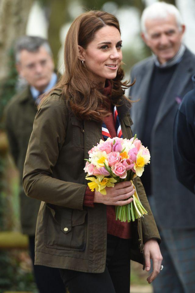 8da1a9c3e Este es el look de montaña de Kate Middleton que gustará a las más ...