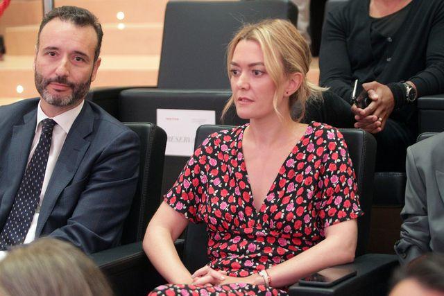 Marta Ortega acude a la junta de accionistas de Inditex con