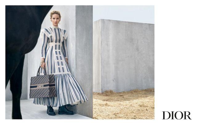 f35604f66abdb Jennifer Lawrence es la indiscutible imagen de Dior