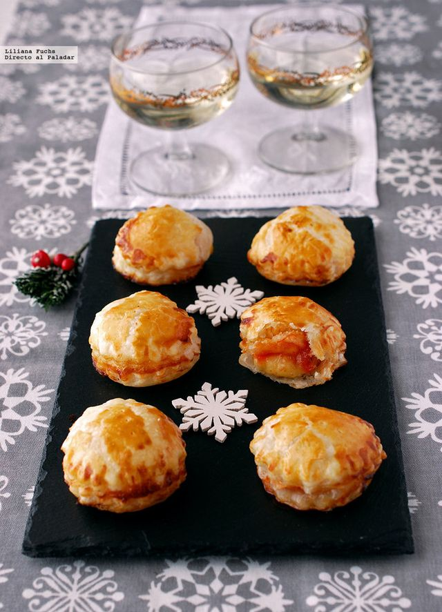 57 aperitivos y canapés sencillos y baratos   Directo Al Paladar ...