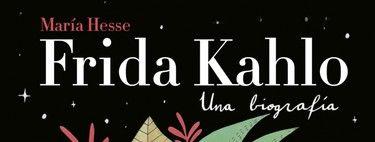 1fef5199e En Trendencias Esta preciosa biografía ilustrada de Frida Khalo te obligará  a hacer un anexo en la carta a los Reyes. Una camiseta gris ...