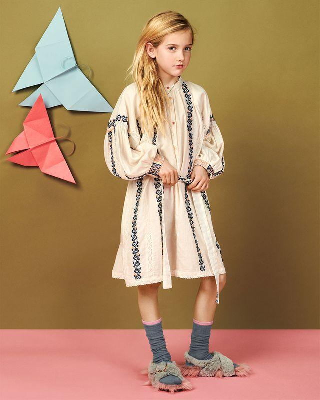 4f57a31c9 Esta es la nueva colección de vestidos de Zara Kids por menos de 25 ...