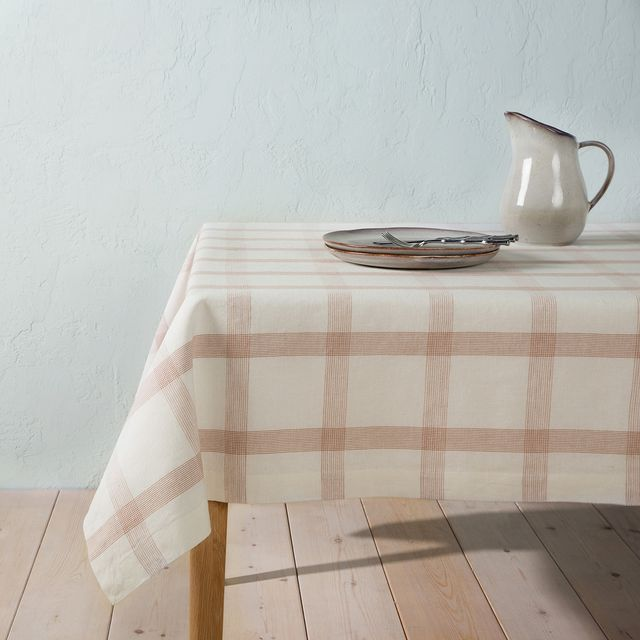 PVC Mantel rosas blanco encaje floral tradicional Net limpie capaz Protector