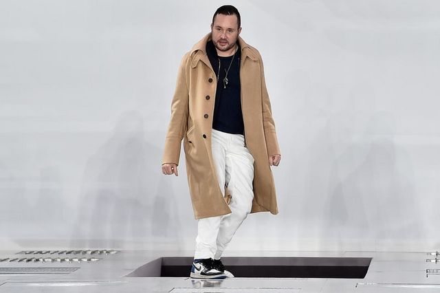 99ed24c9 The big fashion news of the week was the announcement that Dior's longtime  men's designer, Kris Van Assche, is departing, and being replaced by Kim  Jones, ...