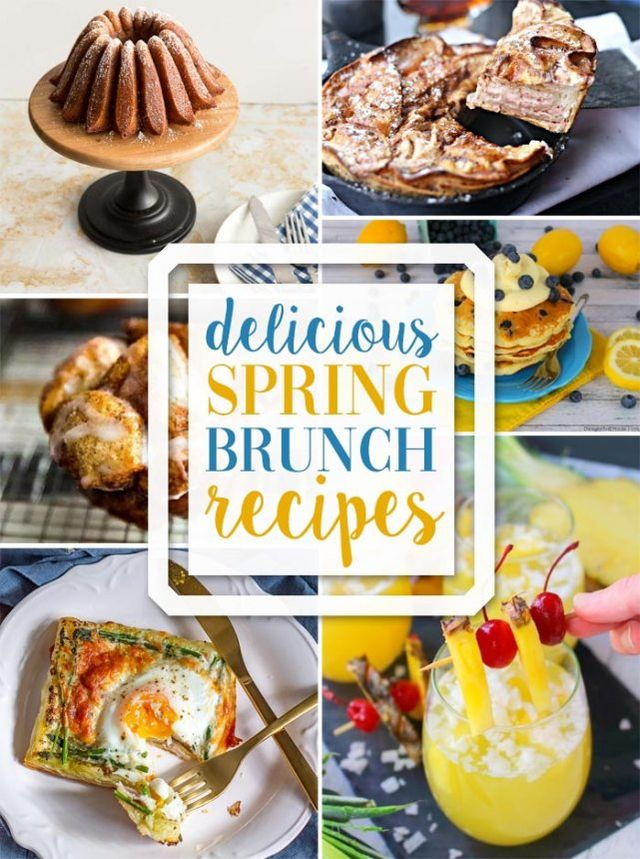 Happy Thanksgiving Yall Shell Bling >> Brunch Recipe Ideas Our Southern Home Bloglovin