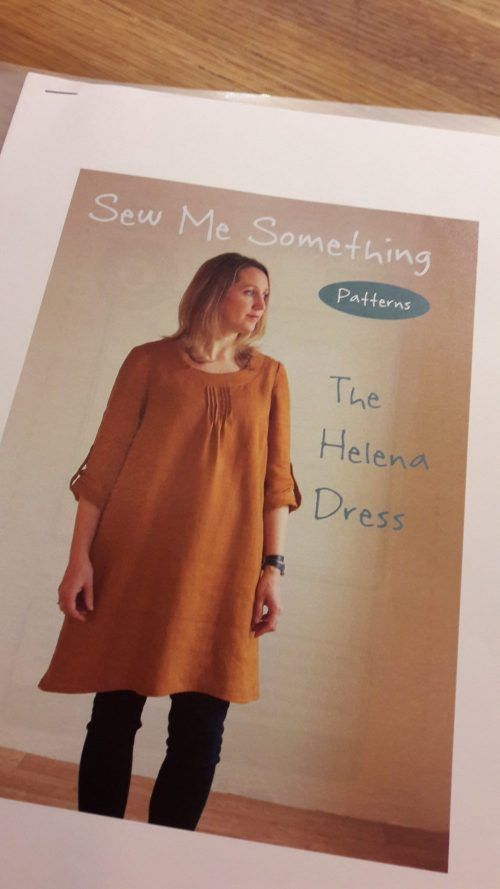 63701b056d Pattern Review  Helena Dress by Sew Me Something