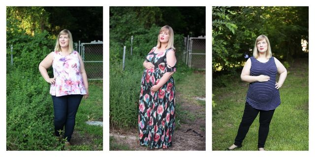 f8bd1e5665151 Project Maternity: Tricks for Using TNT Patterns | Curvy Sewing ...