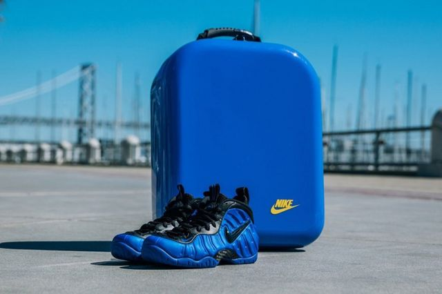 meet 07ea5 0288a Nike Offers Special Packaging for Foamposites at Golden Air