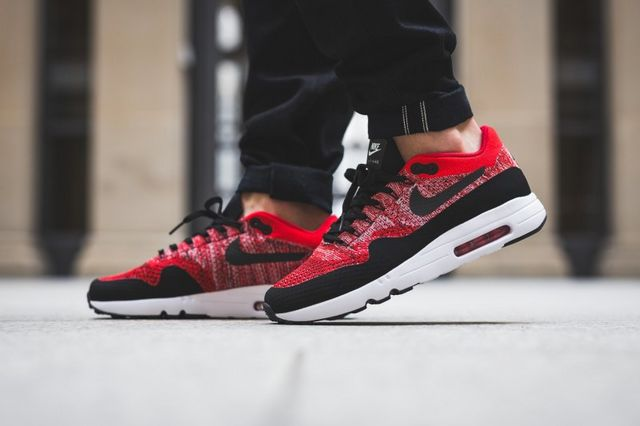 The Nike Air Max 1 Ultra Flyknit 2.0 Receives A
