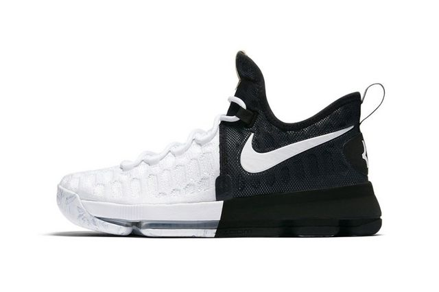 698345ae570 Another front runner of Nike s upcoming Black History Month collection is  the Nike KD 9. Part of the thematic trio of Nike Basketball silhouettes  alongside ...