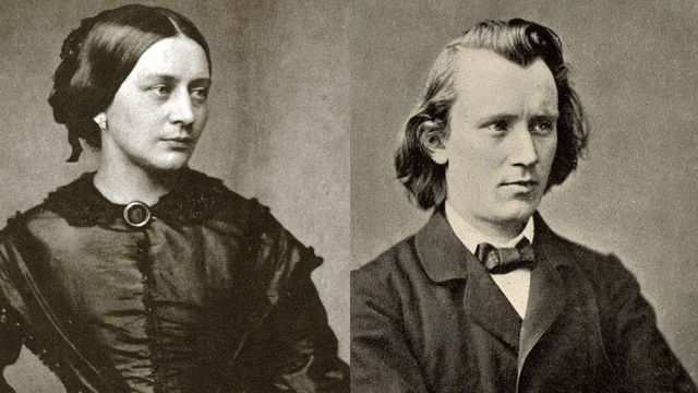 When a friendship is more than friendship the tender letters of clara schumann and johannes brahms fandeluxe Choice Image
