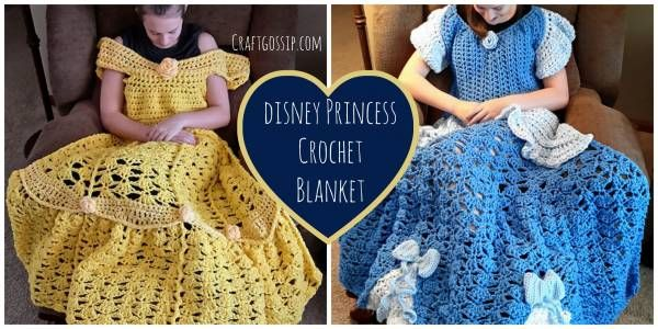 Disney Princess Crochet Lap Blanket Pattern Crochet Craftgossip