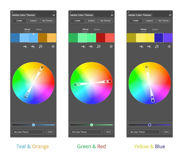 8215a31c164aa How to Stylize Your Images Using Complementary Colors in Lightroom ...
