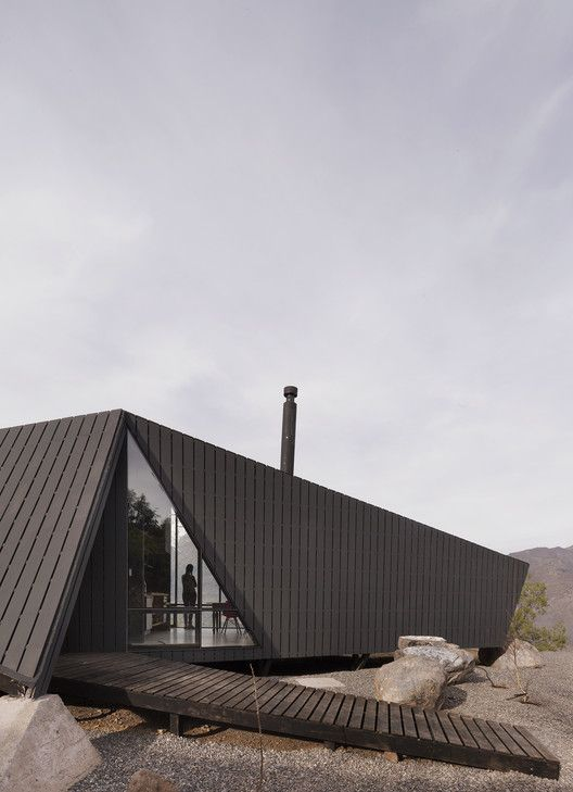 RF.C9 - Mountaineer\'s Refuge / Gonzalo Iturriaga Atala | Arch ...
