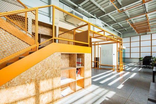 Belugadesign Office Atmoperation Arch Daily Bloglovin