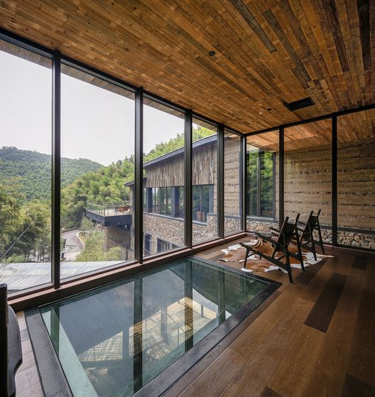 Naked Castle / Shanghai Tianhua Architectural Design | Arch