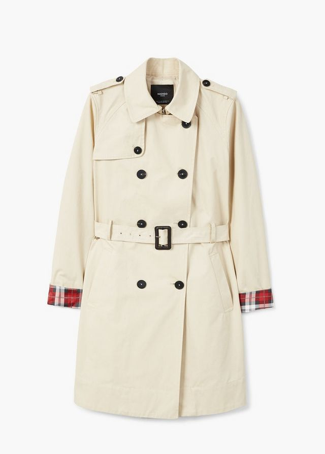 90defe373 There Are Coats Under  100   More Winter Must-Haves In Mango s Mid ...