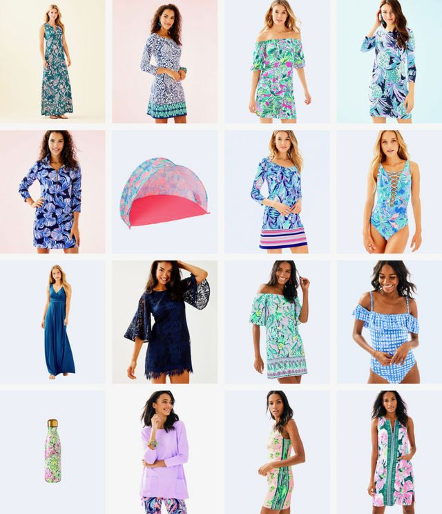 4d990a10869c 16 Styles That ll Be Included in the January 2019 Lilly Pulitzer After  Party Sale