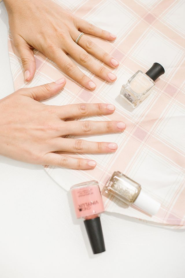 Beauty DIY: LC Lauren Conrad Inspired Nail Art with Olive & June ...