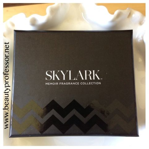 cce5dfc6410 Skylark Memoir Fragrance Collection Review