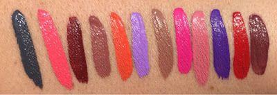 Liquid Suede Cream Lipstick  by NYX Professional Makeup #17