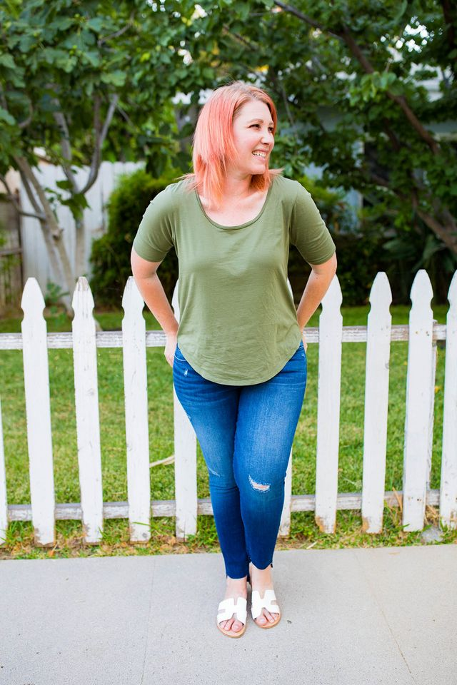 The Best Jeans for a Pear Shaped Body: 2018 Edition