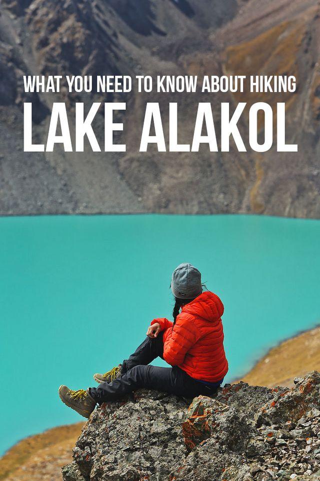 c1d37555925 Lake Alakol Hike – The Most Popular Trek in Kyrgyzstan   Local ...