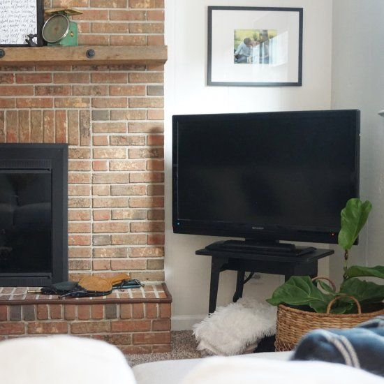 Tv Stand Diy And Hiding Tv Cords Craft Gawker Bloglovin