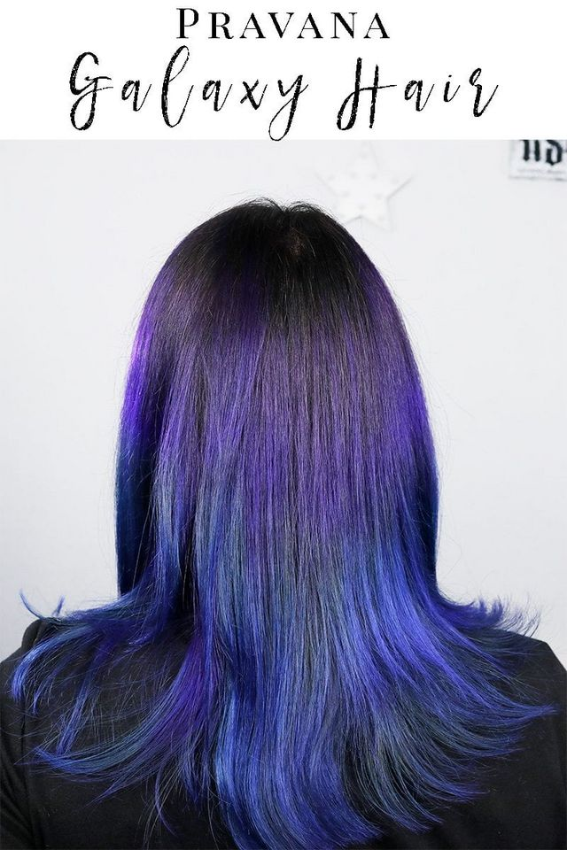 Pravana Galaxy Hair Phyrra Bloglovin