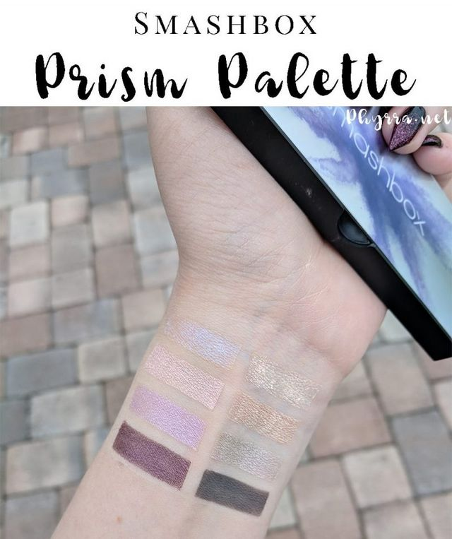Cover Shot Eye Palettes - Major Metals by Smashbox #10