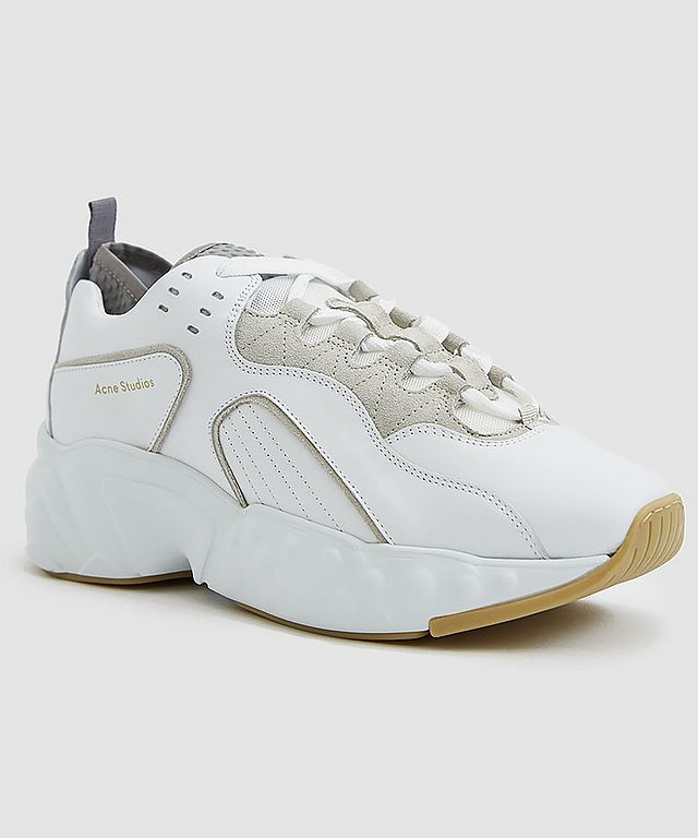 f0fd0ec217ca The hype  Acne s year-old iteration of the chunky sneaker was such an  instant hit