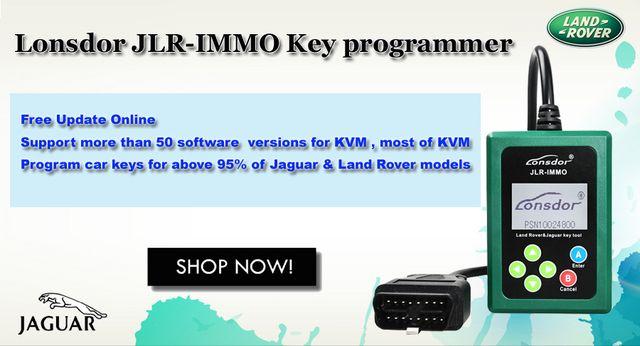 Lonsdor JLR-IMMO Jaguar & Land Rover Key Tool Lonsdor JLR