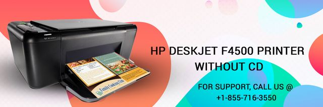 Install HP DeskJet F4500 Printer | Posts by Andrew parker