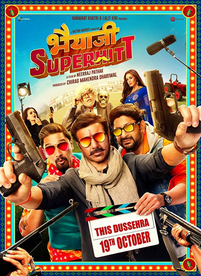 Download Bhaiaji Superhit 2018 Movies Counter HD Film | Posts by  moviescounterhd | Bloglovin'