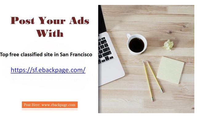 Ebackpage is the free classified site in san francisco | Posts by