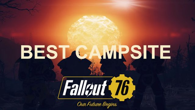 Best Player Camp In All Of Fallout 76 | Posts by HawkLeo