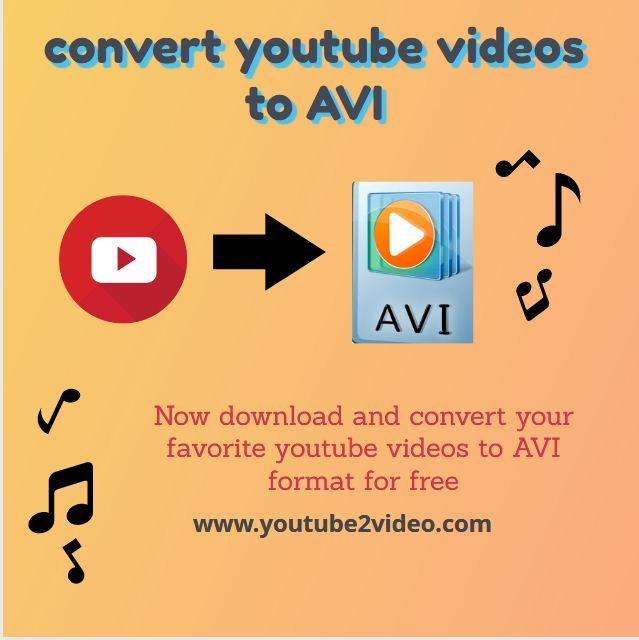 How to convert youtube videos to AVI format? | Posts by