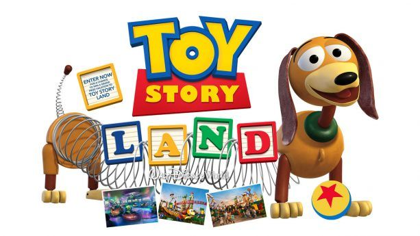 Your Chance To Play Big At Toy Story Land From Shopdisney