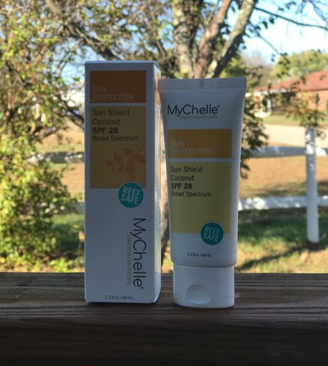 Protect Your Skin with MyChelle Sun Protection | It's Free At Last ...